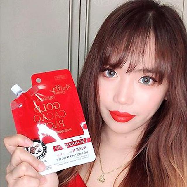 画像: [Qoo10] super gold cacao pack : [再入荷特価]韓国女性の美肌の秘密はカ : コスメ