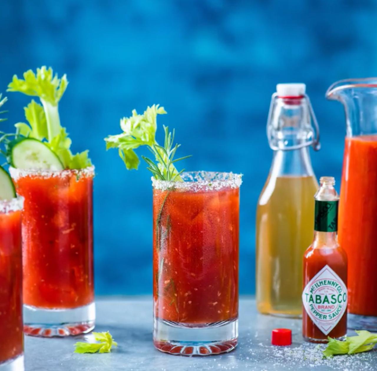 画像2: オンライン飲み会で試したい!「TABASCO®ソース」×「お酒」