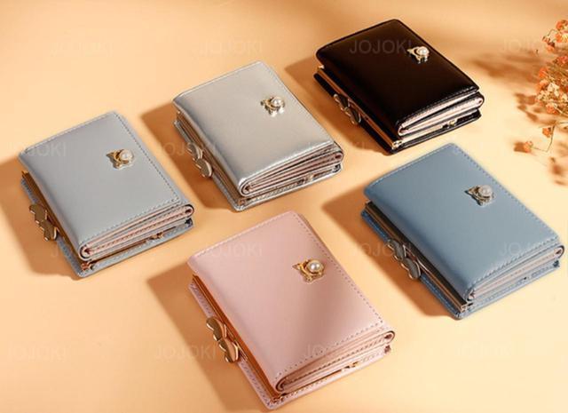 画像2: 小さいかばんでも使いやすい「ミニ財布」をご紹介