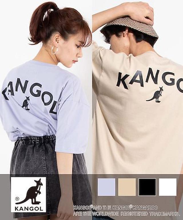 画像: [Qoo10] ウィゴー : 【WEGO公式】カンゴールバックプリント... : レディース服