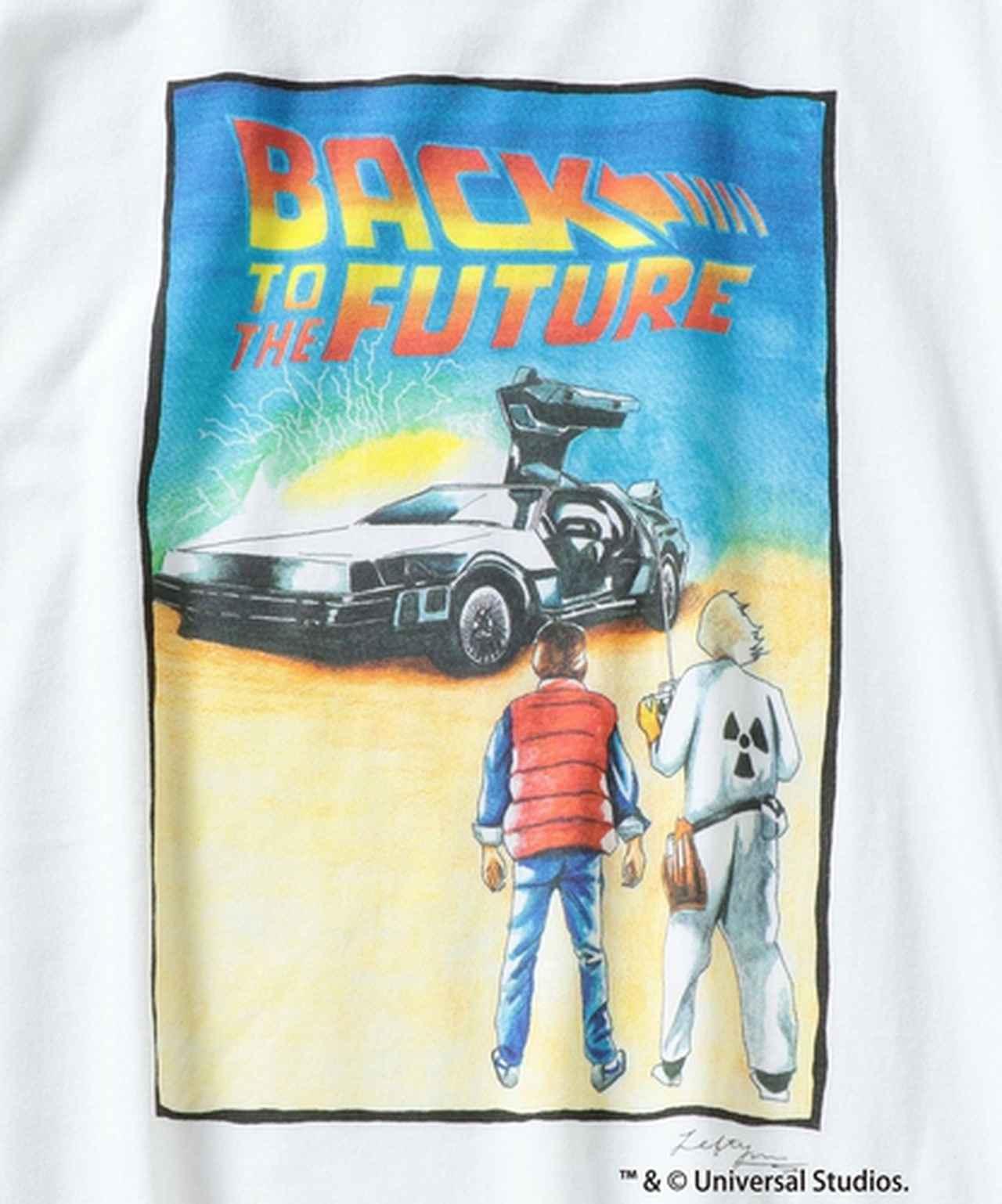 画像1: あの名作映画がハンドペイントTシャツになって登場!