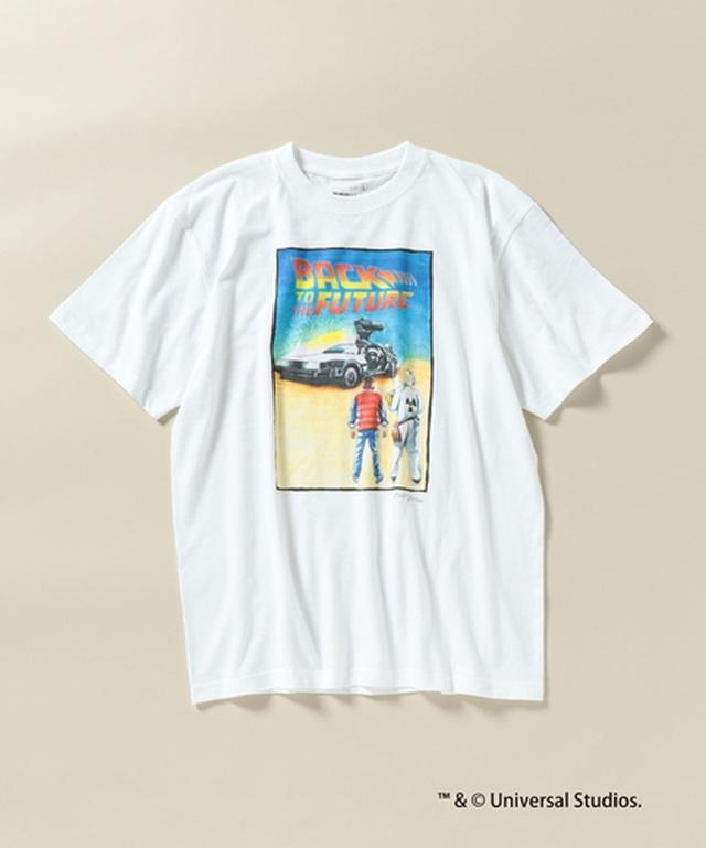 画像3: あの名作映画がハンドペイントTシャツになって登場!