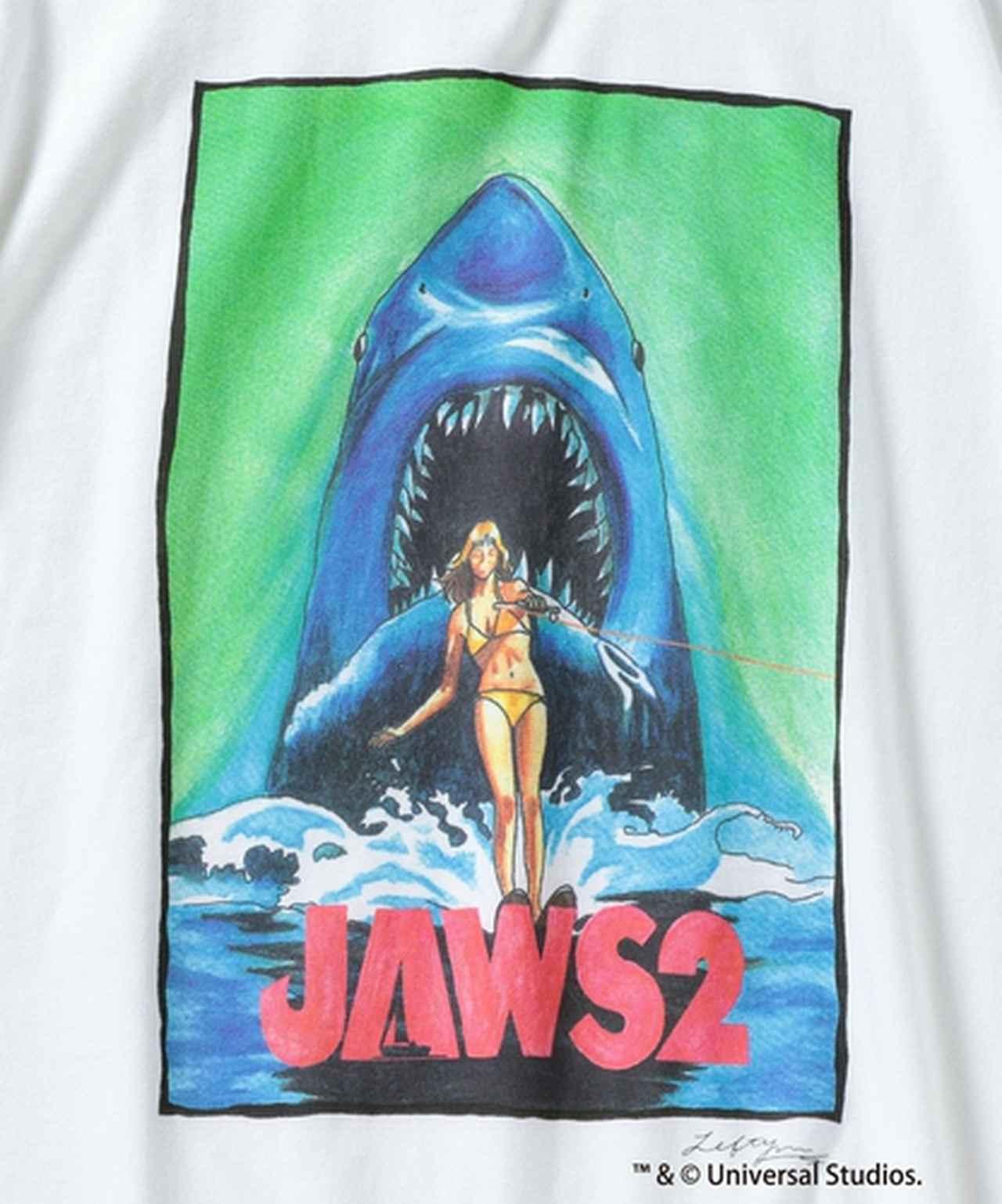 画像2: あの名作映画がハンドペイントTシャツになって登場!