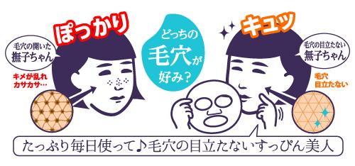画像2: 「毛穴撫子 お米のマスクたっぷりBOX」