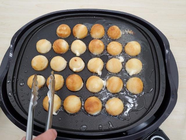 画像: Qoo10「チーズボール1kg(約40個)」