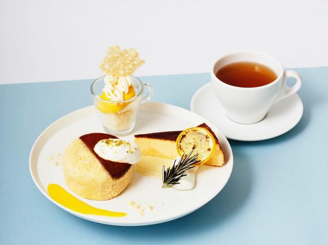 画像5: 北海道産チーズ × 心地よい新食感を楽しむチーズケーキフェア!CHEESE meets CAKE <チーズ ミーツ ケーキ>