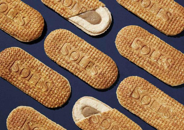 画像2: 日本のゴーフレットの常識を覆すしっとり食感!バターゴーフレット専門店「SOLES GAUFRETTE」
