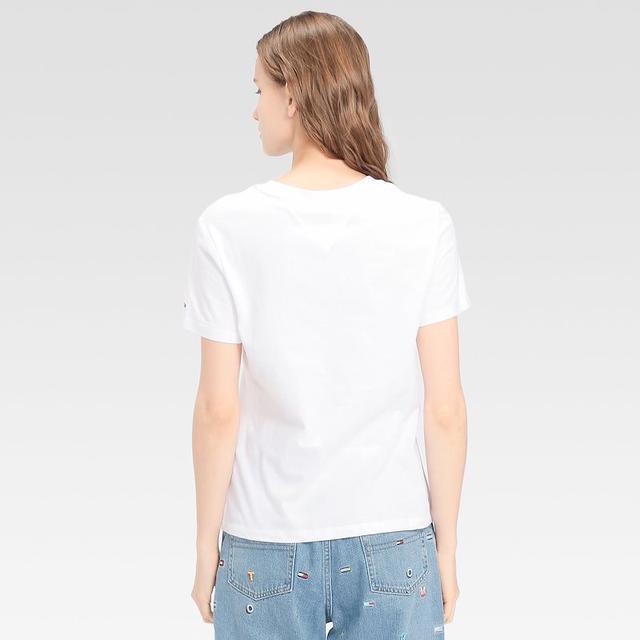 画像: コットンロゴTシャツ