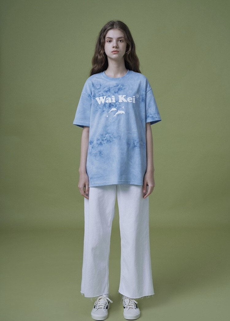 画像1: 流行りのタイダイ柄で夏ファッションをワンランクアップ♡おすすめアイテム5選