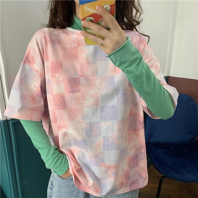 画像3: タイダイ染め ビッグサイズTシャツ