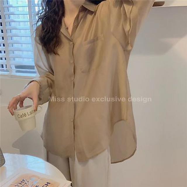 画像: 普通のシャツとしてワンランクのおしゃれ感を演出