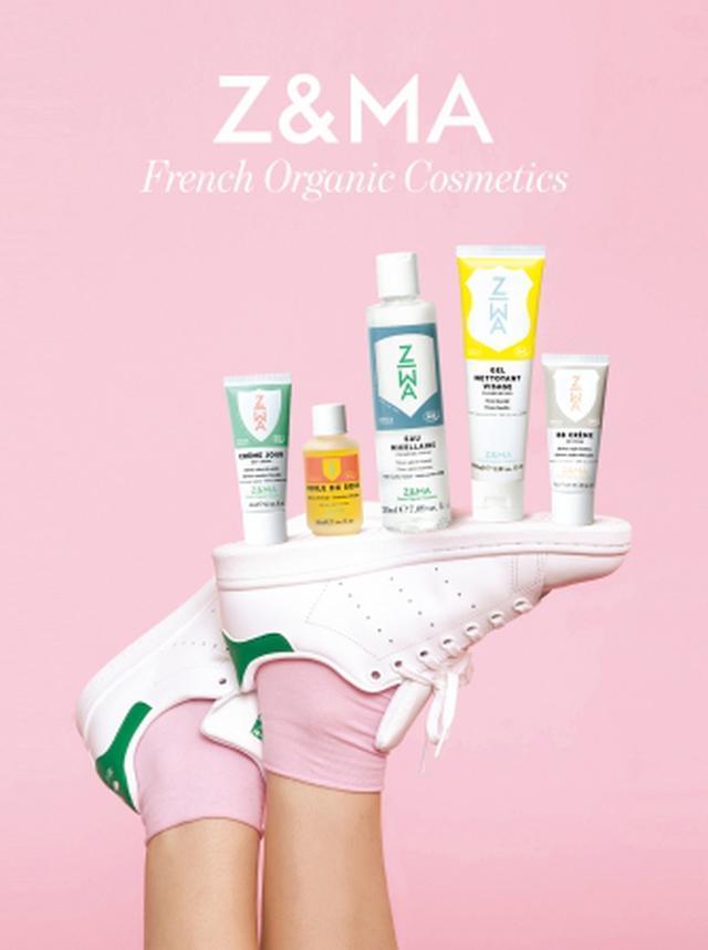 画像1: フランス発のオーガニックコスメブランド『Z&MA(ゼットエマ)』より、新商品5アイテムが新登場