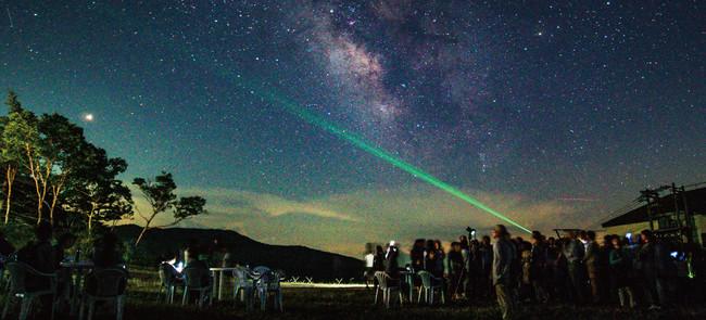 画像: 標高1900mの涼しい高地で納涼&星空観賞