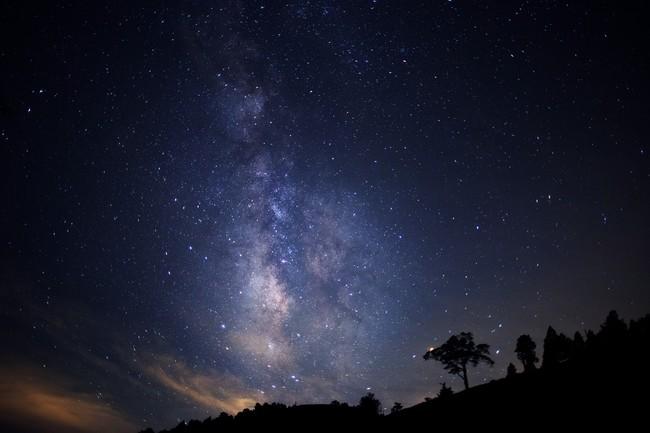 画像1: 真夏の夜空を眺めてみよう!