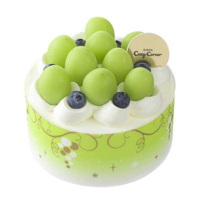 画像5: この時期だけの旬の味わい!「シャインマスカット」を使用したケーキが期間限定で発売中!