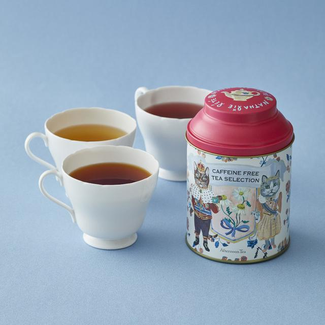 画像3: ラ・フランスやマロングラッセをイメージした香りが広がる秋限定のお茶