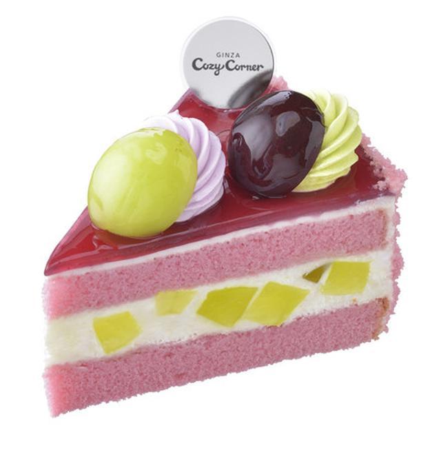 画像6: この時期だけの旬の味わい!「シャインマスカット」を使用したケーキが期間限定で発売中!