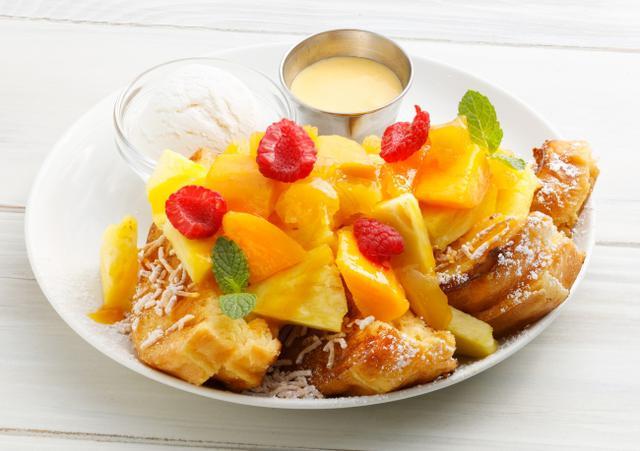 画像2: メロン&ライムの爽やかな夏のフレンチトースト! フレンチトースト専門店「Ivorish(アイボリッシュ)」で販売中