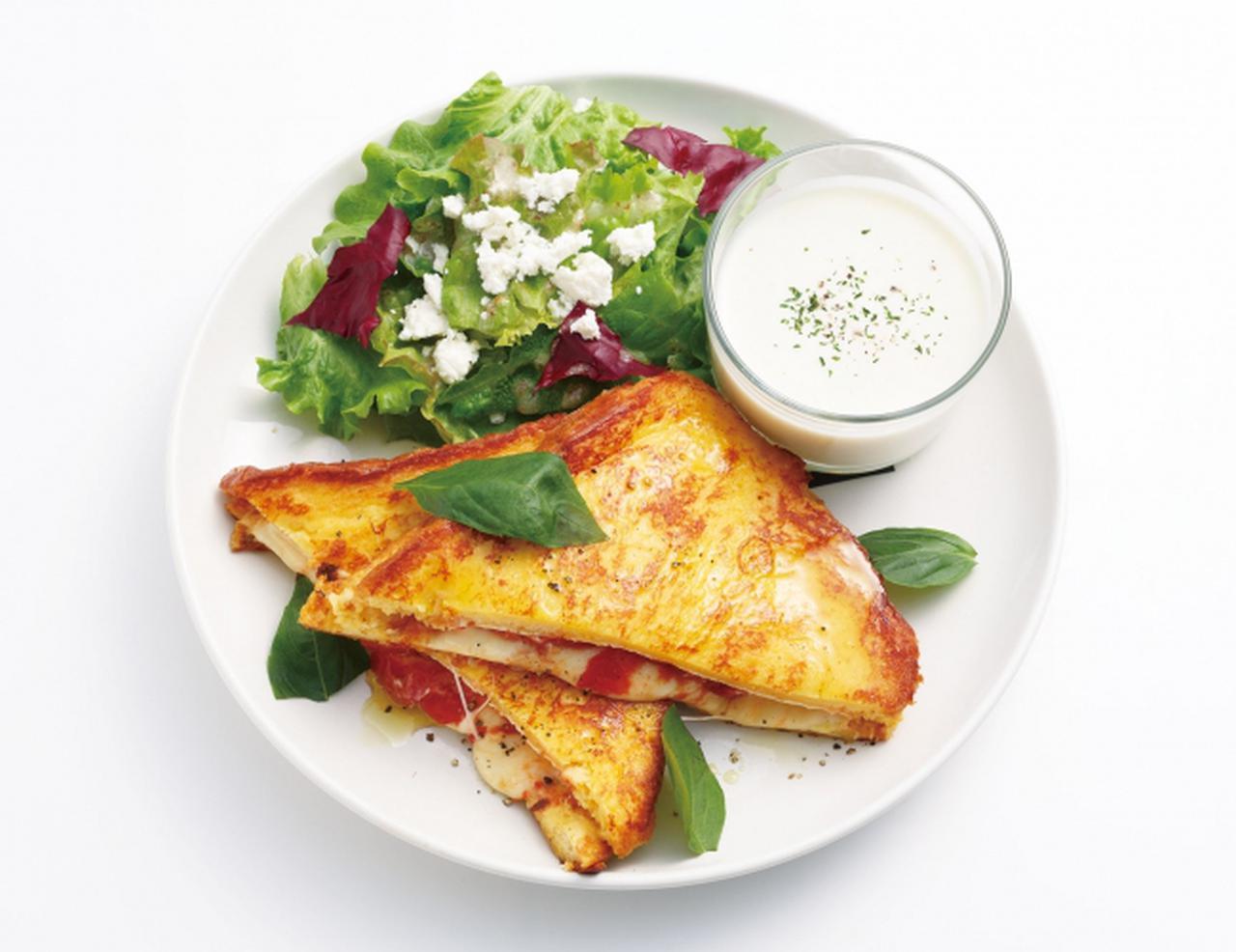画像5: メロン&ライムの爽やかな夏のフレンチトースト! フレンチトースト専門店「Ivorish(アイボリッシュ)」で販売中