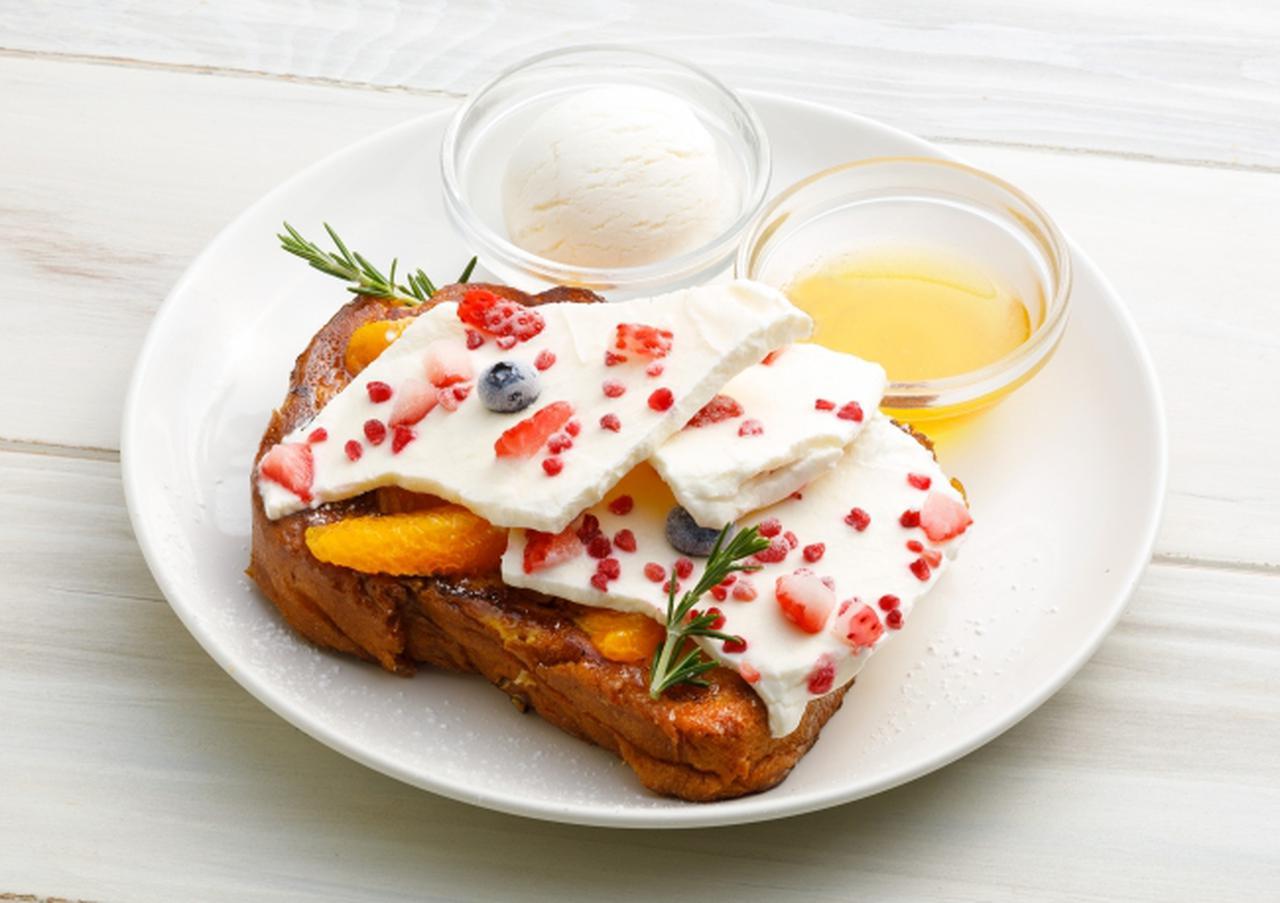 画像3: メロン&ライムの爽やかな夏のフレンチトースト! フレンチトースト専門店「Ivorish(アイボリッシュ)」で販売中