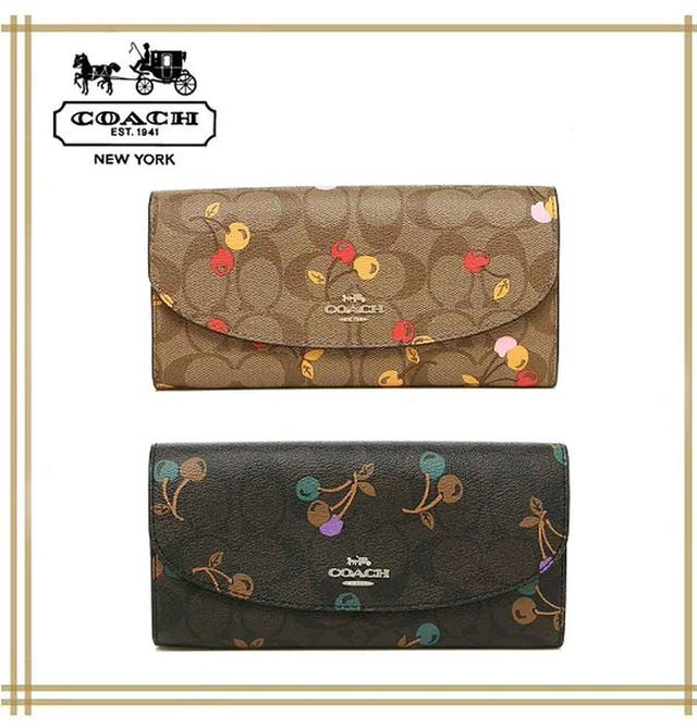 画像: 【1位】[COACH]SLIM ENVELOPE WALLET