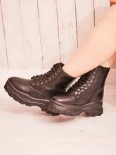 画像3: 秋冬の本命!厚底ブーツをご紹介