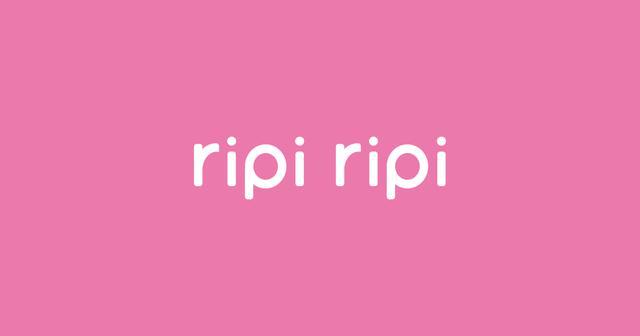 画像: ripiripi