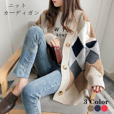 画像: [Qoo10] 2020 秋冬 小さい新鮮な ニットトッ... : レディース服