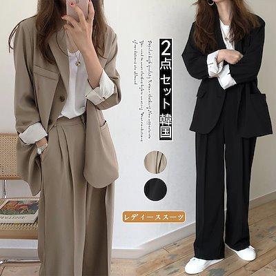 画像: [Qoo10] 好評発売中大人気 レディース セットアッ... : レディース服