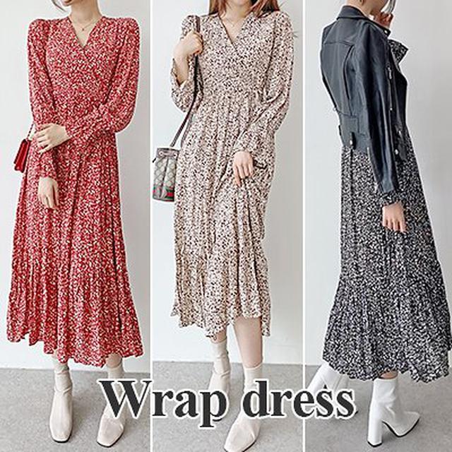 画像: [Qoo10] [pinksalt]3color秋の新作... : レディース服