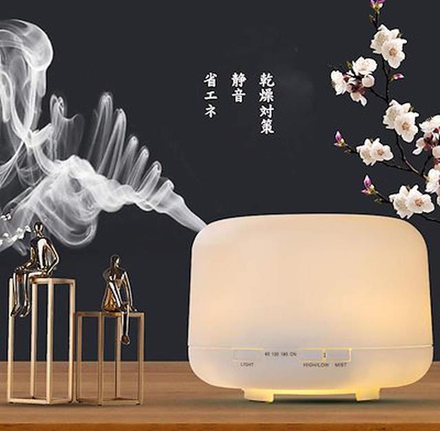 画像: [Qoo10] 【2020最新版】 加湿器 卓上 超音波... : 家電