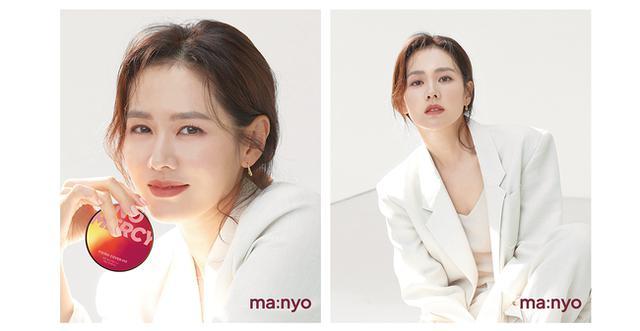 画像: 「魔女工場」の専属モデルは、透明感のある美肌の持ち主、人気女優ソン・イェジン