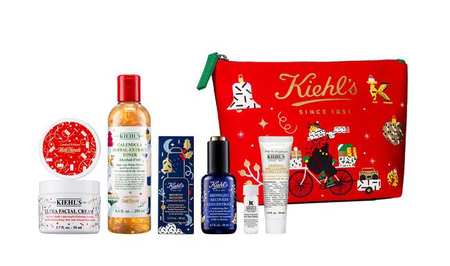 画像13: キールズの人気製品が24日間、日めくりで楽しめる! 初登場のアドベントカレンダー