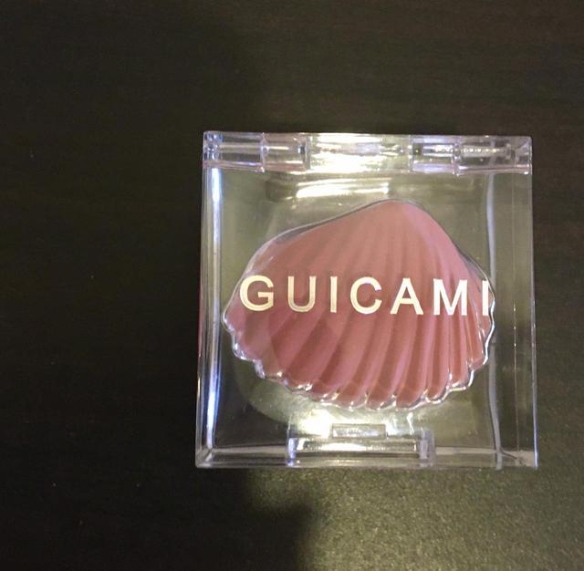 画像2: 【使用レポ】SNSで話題沸騰!パケ買い続出のハイライト&チーク、GUICAMI「small shell」