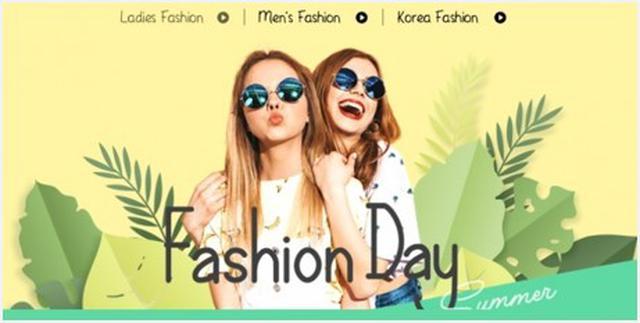画像: 毎週火曜日はお得なファッションデー!
