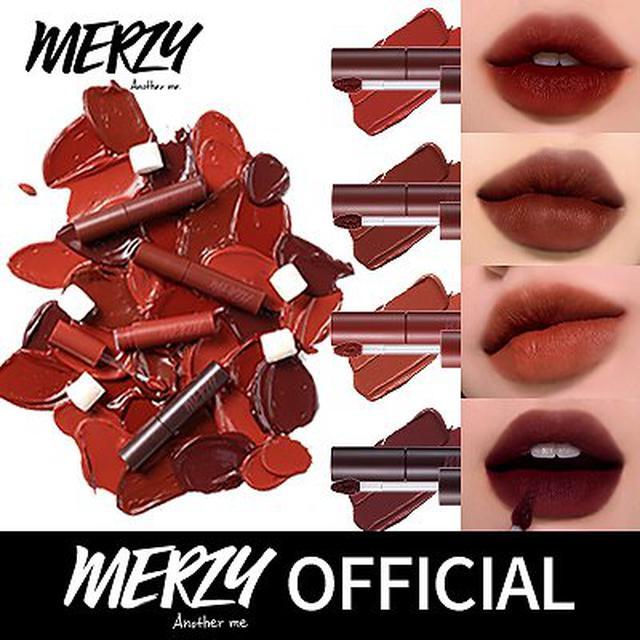 画像: [Qoo10] マージ : 【MERZY】1+1メロウティントMel... : ポイントメイク