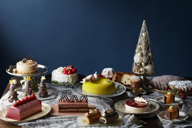 画像: 【グランドニッコー東京 台場】「クリスマスケーキ 2020」11月1日(日)より予約受付スタート!