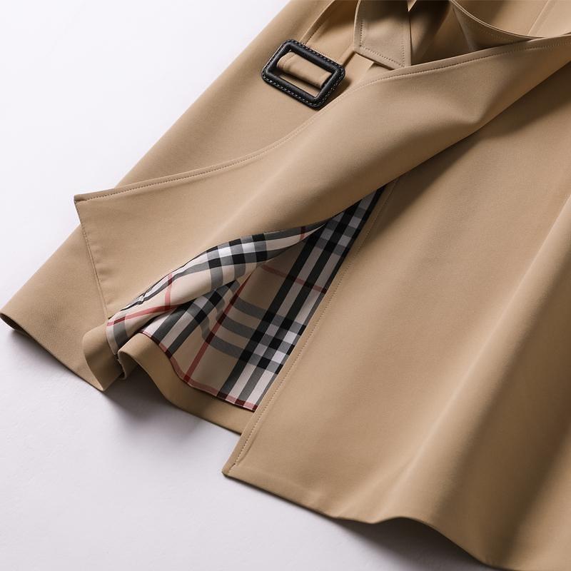 画像1: ファッショントレンチコート