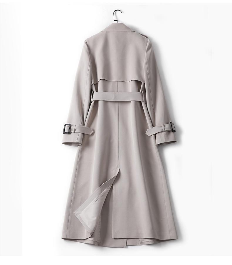 画像2: ファッショントレンチコート