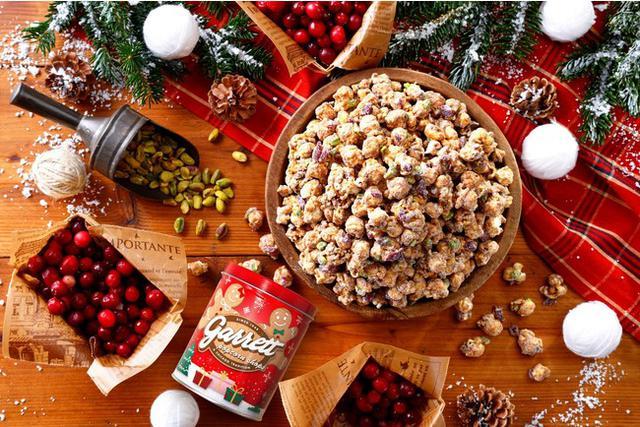 画像: 人気のホリデー限定レシピが今年もやってきた!たっぷりのピスタチオとホワイトチョコレートが織りなす濃厚リッチな味わい。