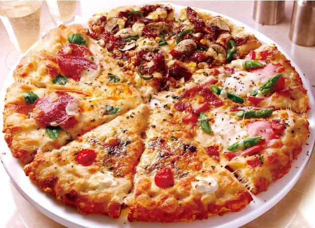 画像3: 『お得なABCセット』 対象のクォーターピザ5種