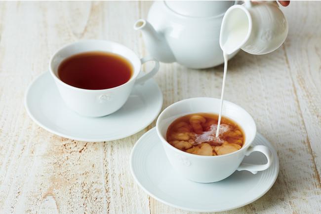 画像: とっておきのアップルパイと紅茶で過ごす朝時間