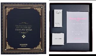画像2: 韓国発 敏感肌専門スキンケアブランド 「DEAR SISTER」初のクリスマス限定BOX「DEAR ME HOLIDAY BOX」登場!