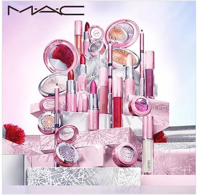 画像: MAC HOLIDAY コレクション 2020 bit.ly
