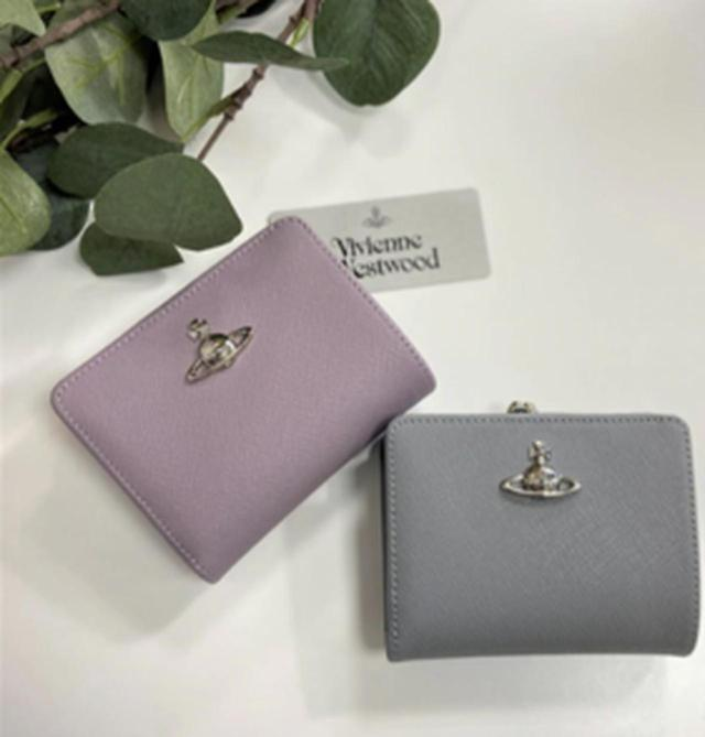 画像: 【3位】[VIVIENNE]二つ折り財布