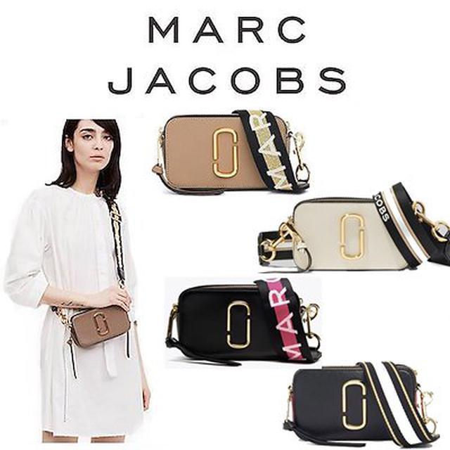画像: [Qoo10] Marc Jacobs : marc jacobs マーク ジェイコ... : バッグ・雑貨