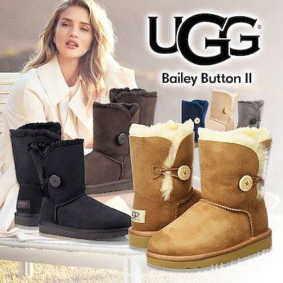 画像: [Qoo10] アグ : UGG Bailey Button : シューズ