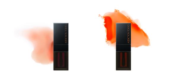 画像: 画像:(左から順に) 001 On Vacay 肌馴染みのよいテラコッタ 002 Sneaking Out ヘルシーに仕上がるオレンジ