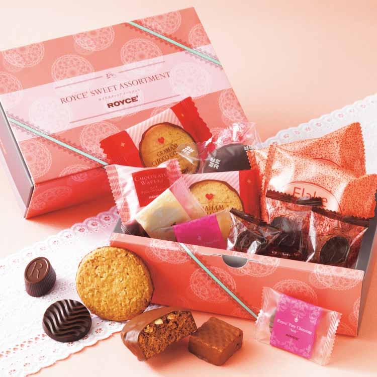 画像: ロイズ(ROYCE')公式 - チョコレート・お菓子のオンラインショップ