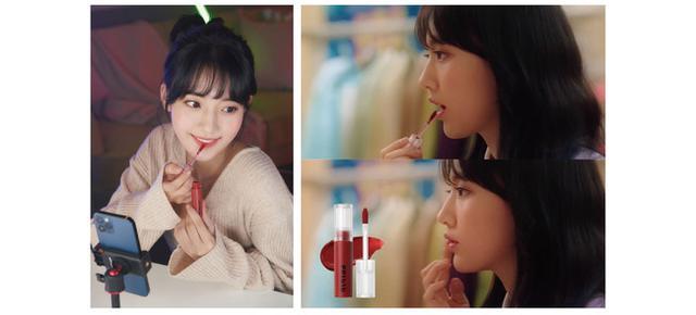 画像2: 話題のドラマとコラボ!韓国の人気コスメブランド「AMUSE」から新商品登場!